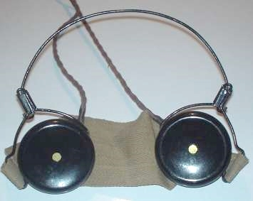 sound powered dlr5 headphones