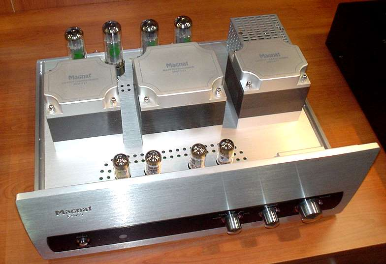 Magnat RV-1 tube  audio amplifier