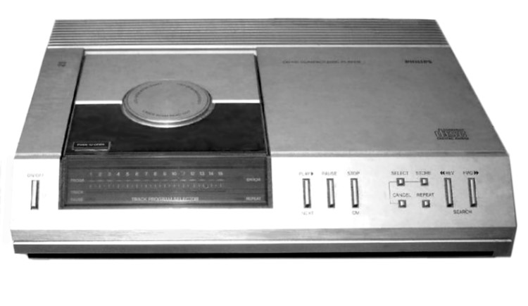 Philips CD100 CD-Player